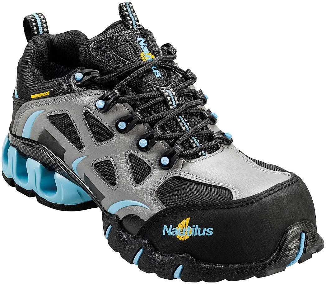 Zapato De Seguridad Nautilus N1852 Env 237 O Gratis 2 100