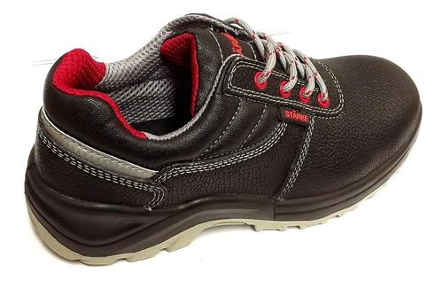 zapato de seguridad premium con puntera de acero