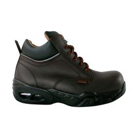 lo último 4fb47 89d05 Zapato De Seguridad Vallen - Cafe - Talla #6