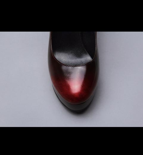 Zapato De Tacon Alto Dama - Bs. 3.500 944279a2aa23