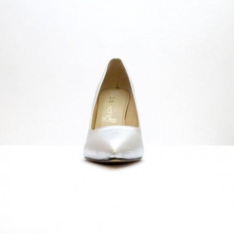 zapato de tacon marca rafael ferrigno
