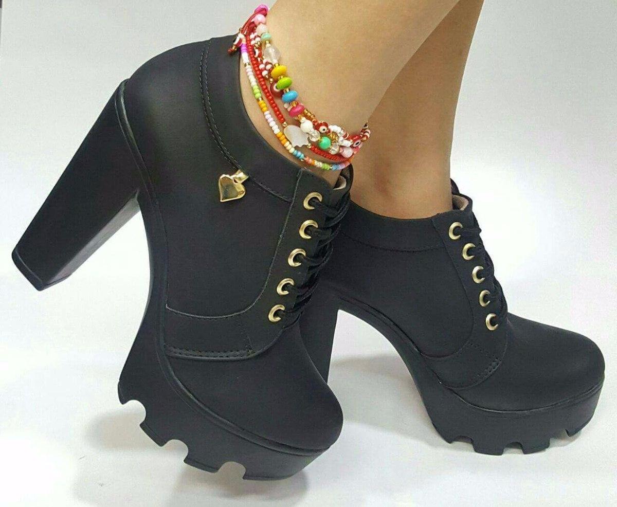 En De Zapato Negro Para 000 Envío Dama Tacón Gratis Mujer 72 vqqdARrn