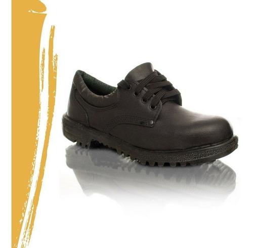 zapato de trabajo pisfer, homologado.( 2da marca de ombú)