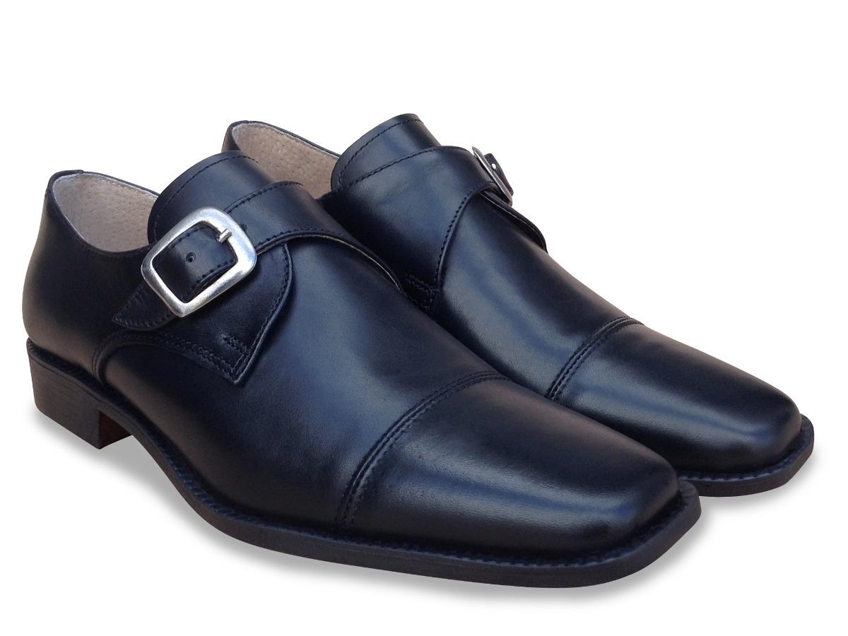 6784f873 Zapato De Vestir Con Hebilla, Cuero Vacuno - $ 1.200,00 en Mercado Libre