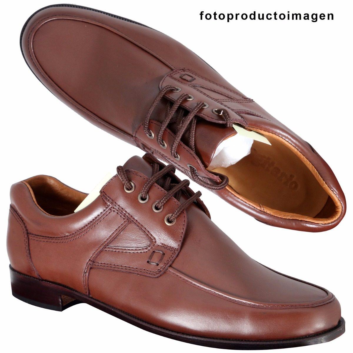 f163fc24 Zapato De Vestir - Hombre - Cuero Marrón - $ 3.590,00 en Mercado Libre