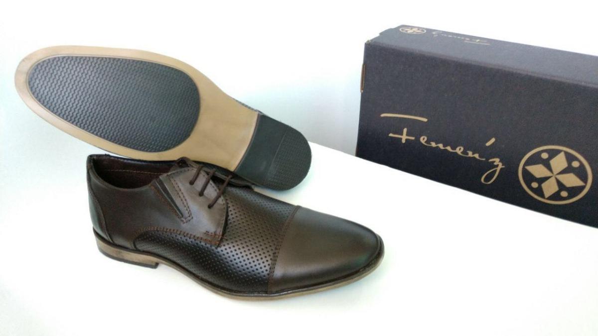 ac1212b2e3b3a Zapato De Vestir Moderno Para Caballero Color Café -   720.00 en ...