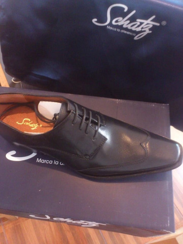 zapato de vestir schatz color negro
