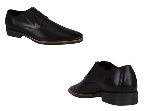 zapato de vestir uomo di ferro h361 id 158126 negro hombre