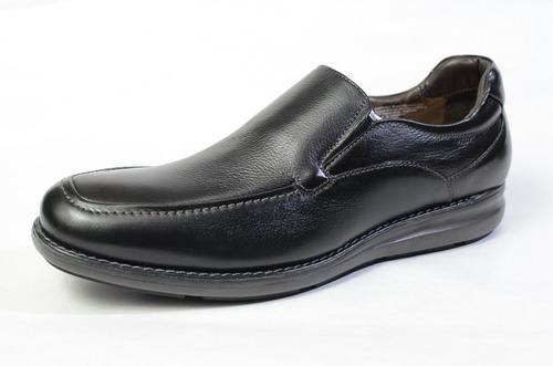 zapato democrata hombre mocasin de cuero legacy 082105