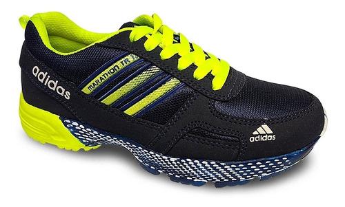 zapato  deportivo adiddass marathon caballero dama