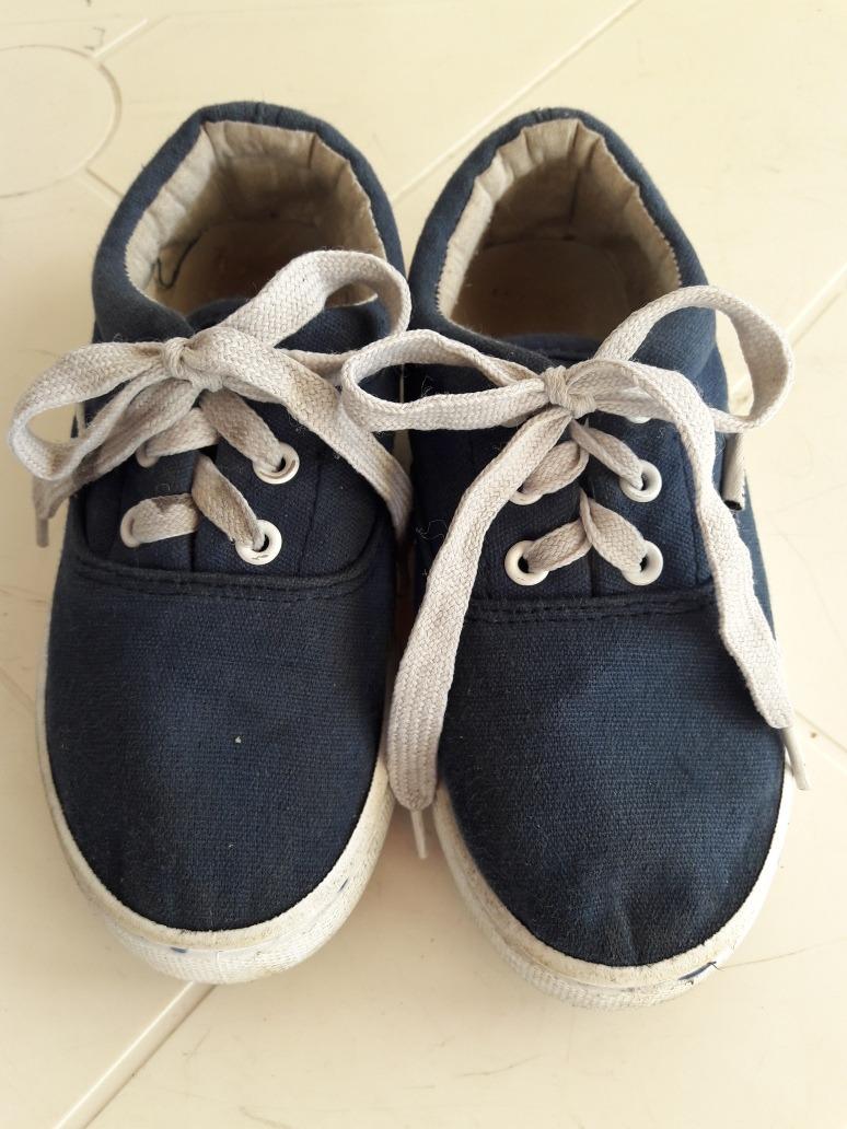 6f538ccc zapato Deportivo Casual Niño Talla 28 - Bs. 25.000,00 en Mercado Libre