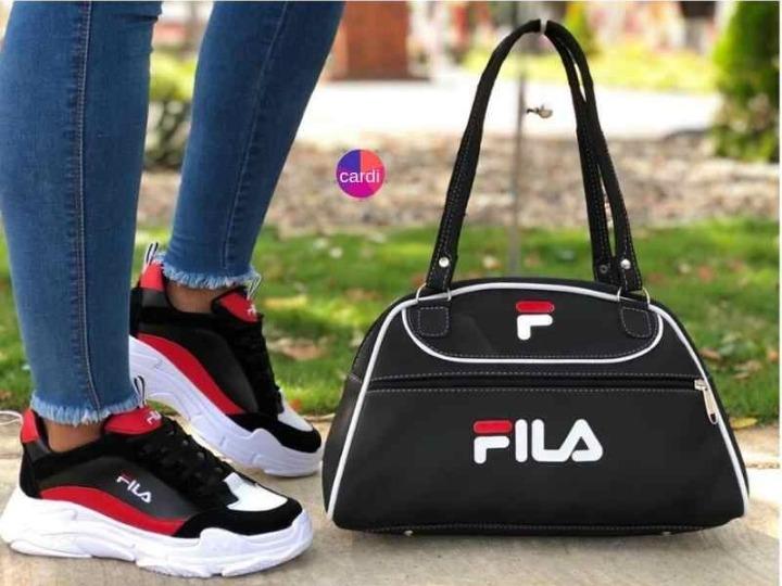 2a2a0360 Zapato Deportivo Moda 2019 Bs 79 Calzado Fil Colombiano Dama 900 UUrHqnF