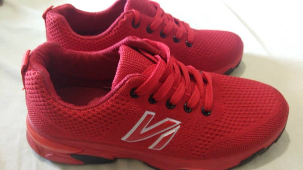 zapatos new balance rojos