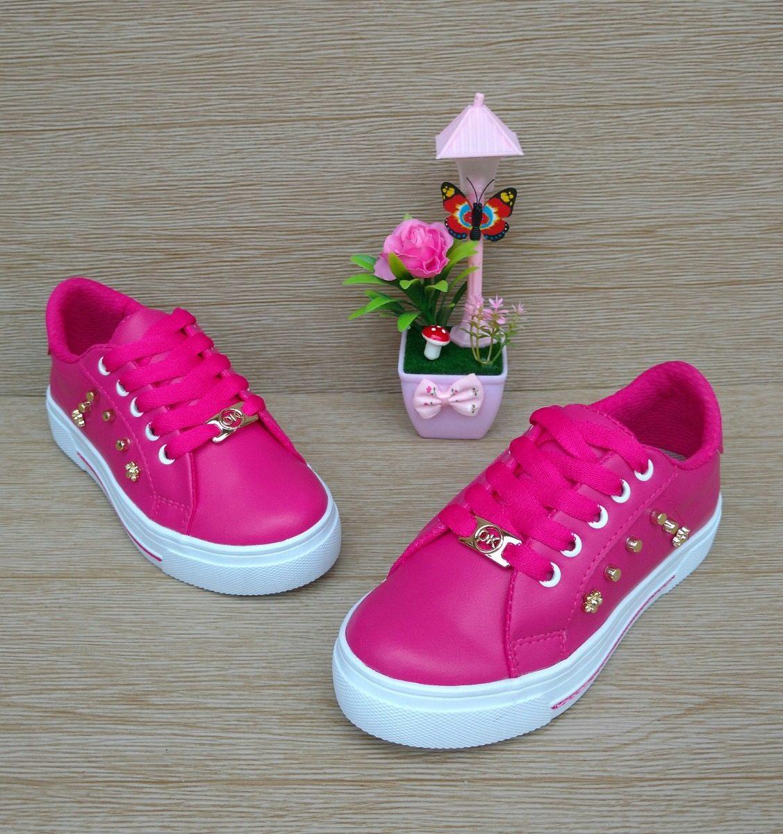 zapato deportivo niña color fucsia calzado infantil colombia. Cargando zoom. 618981eb2763