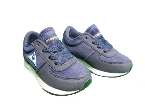 zapato deportivo niño lecoqsportif  tenis tallas  19 al 26