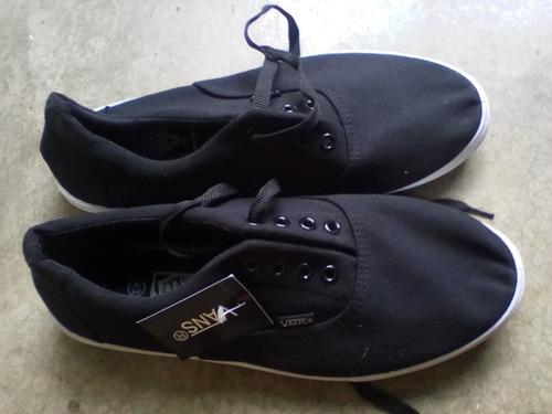 zapato deportivo para caballero vans