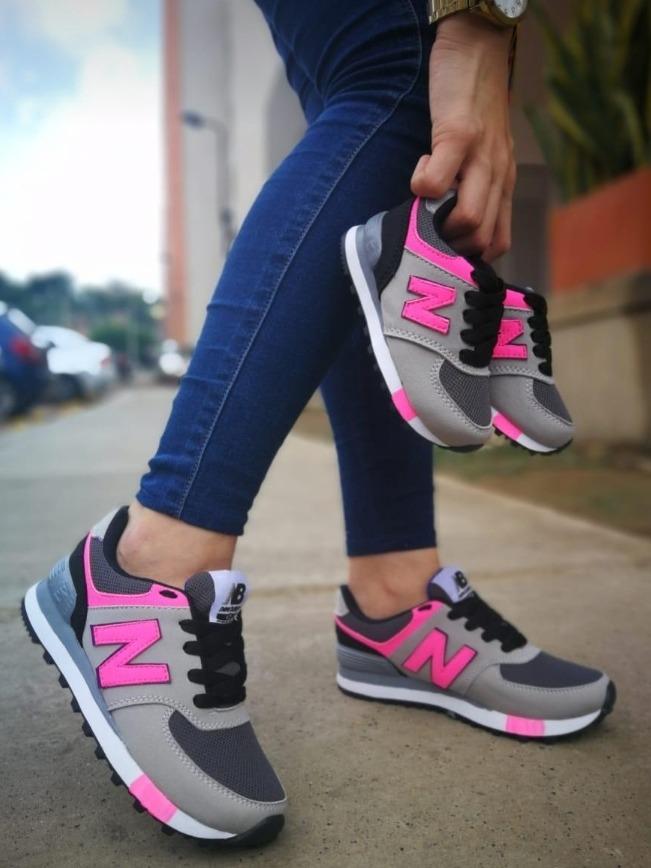 9bcf2ad6 zapato deportivo para dama niña nueva moda colombiana 2019. Cargando zoom.