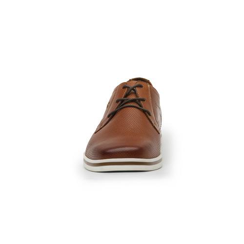 zapato derby flexi caballero 58301 tan