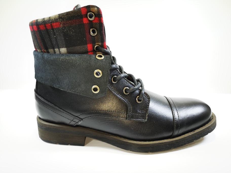 57c474b2ebc zapato dockers caballero d221235 negro. Cargando zoom.