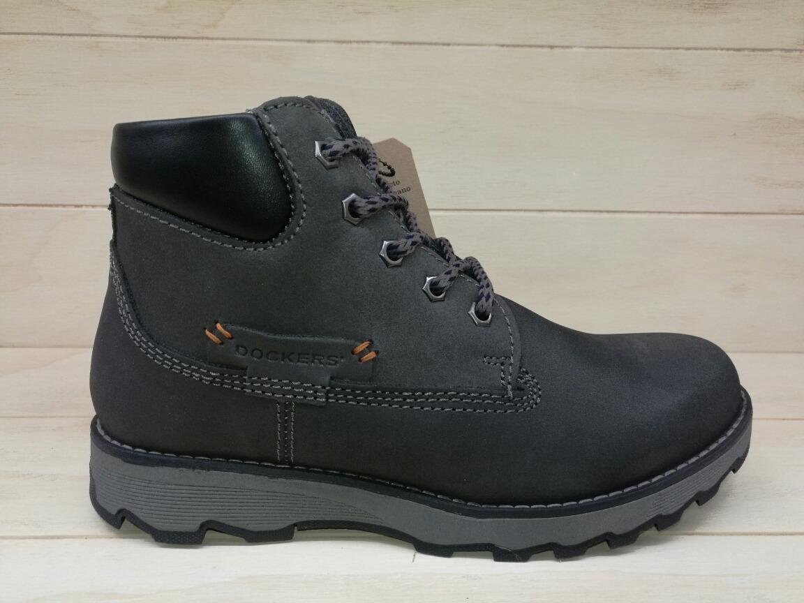 504ec5231f0 zapato dockers caballero gris d225671. Cargando zoom.