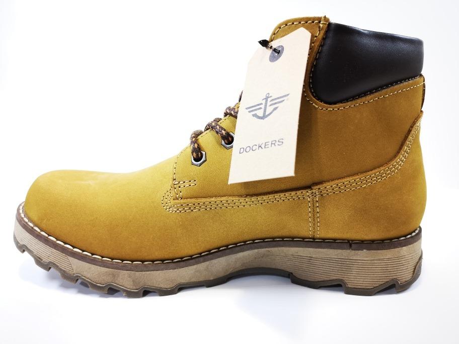 5f84992369b zapato dockers miel d225671. Cargando zoom.