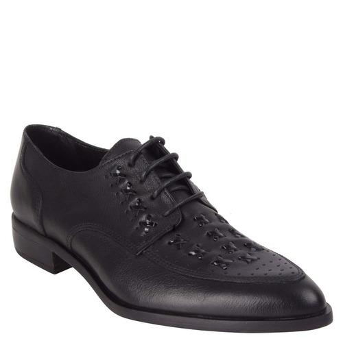 zapato doherty zappa mujer negro - x554