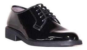 Y Hombre Dotación Oficina Charol Zapato Cuero 80nwmN
