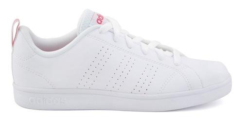 zapato escolar adidas para niña bb9976 blanco [add1253]
