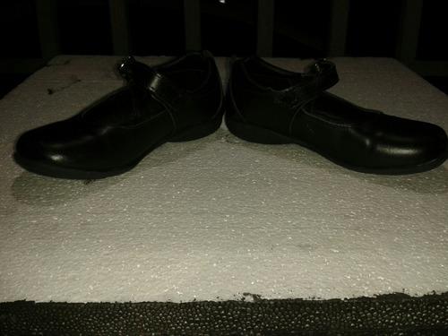 zapato escolar gigetto para niña nro 28