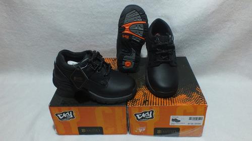 zapato escolar negro de niño nº 26, 27  colloky