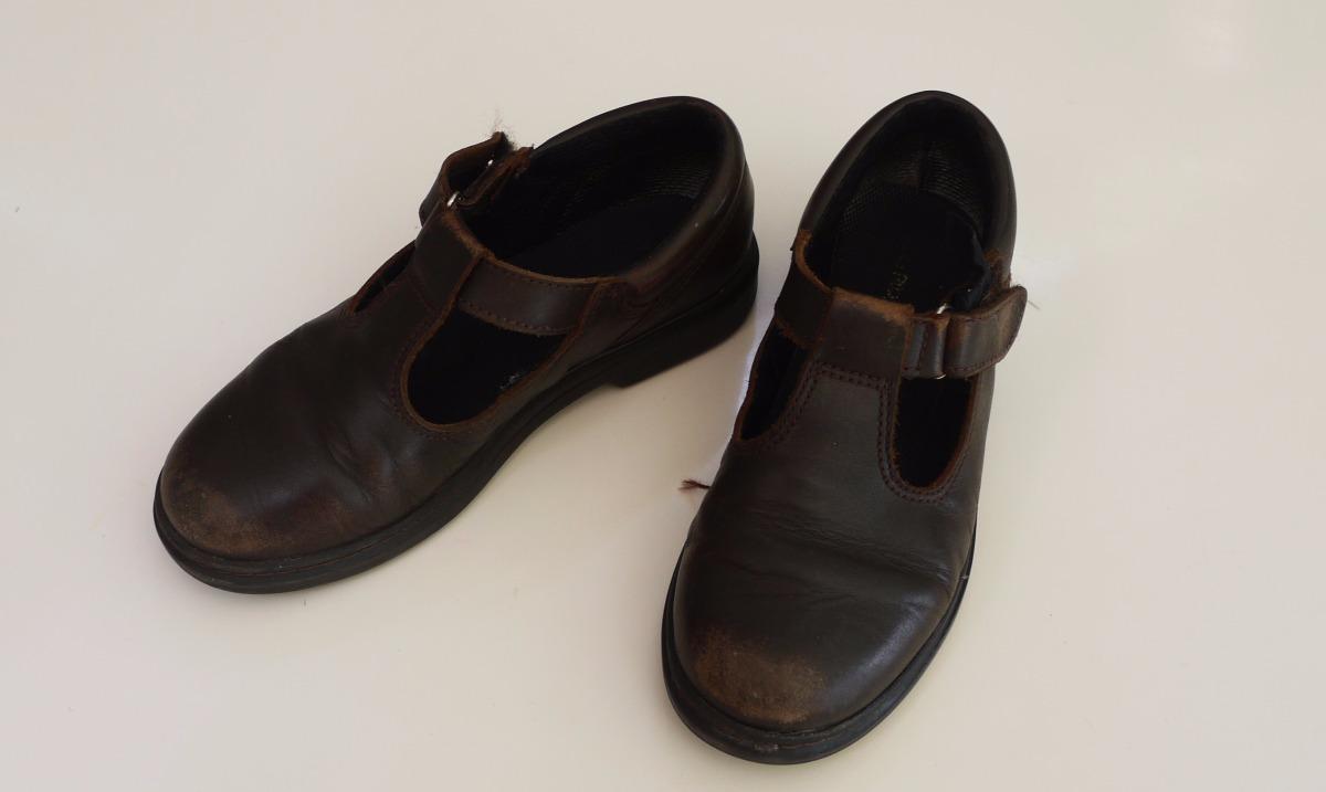 18ec663fb niña escolar zapato talle marrón color Cargando hush 33 zoom marca puppies  dRqq5wn