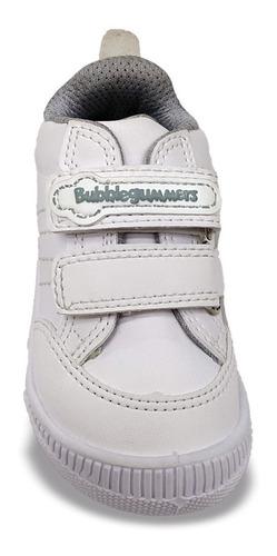 zapato escolar niño y niña - bubble gummers - tallas 22 a 33