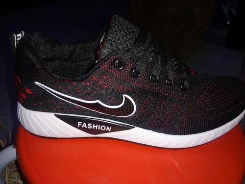 zapato fashion con ligas