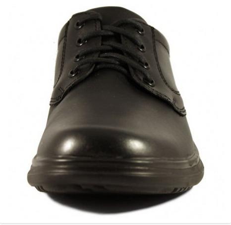 zapato flexi , casual negro estilo 63202, no/talla 8.5
