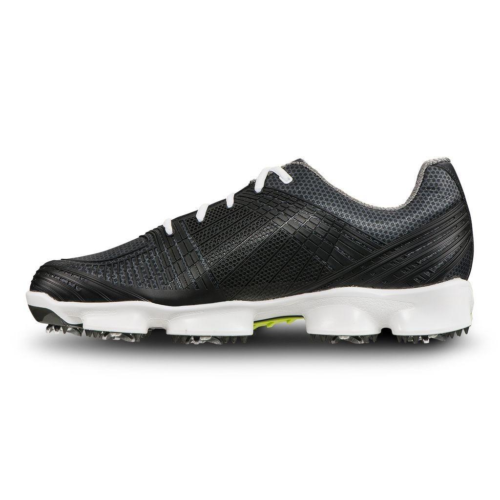 6471a71ffd841 zapato footjoy hyperflex ii black profesional para golf. Cargando zoom.
