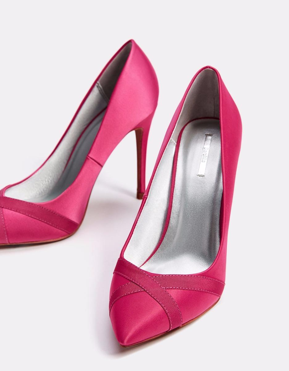 bddf94d1578 zapato fucsia zara bershka prune paruolo sarkany. Cargando zoom.