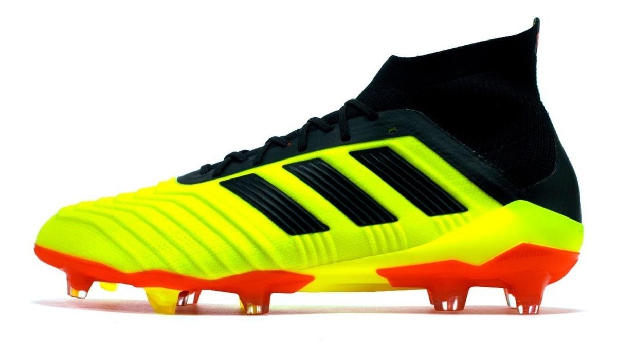 Zapato Predator Bota Zapatera Fg Futbol 18 Adidas 1 qSpVUzGM