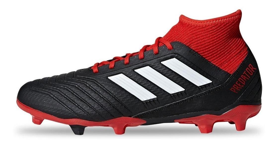 excepcional gama de estilos comprar baratas Descubrir Zapato Futbol adidas Bota Predator 18.3 Fg - Con Zapatera ...