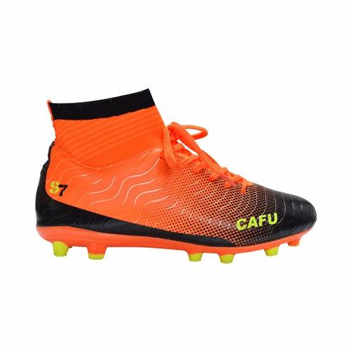 zapato futbol cafu s7 con tobillera  - power sports
