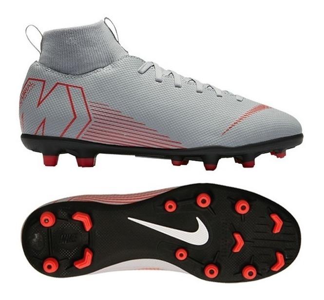 2d1903ea11 Zapato Futbol Nike Niño Superfly 6 Club Fg Mg Envío Gratis ...