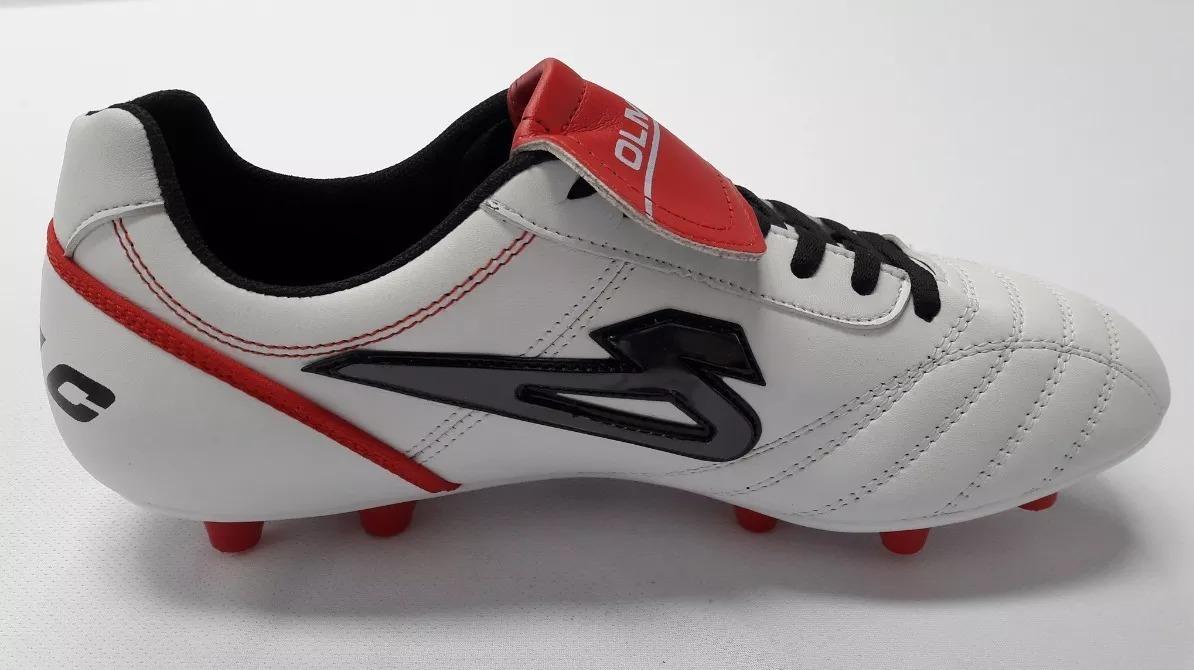 95440feaf174b zapato fútbol olmeca francia blanco original envgratis expre. Cargando zoom.