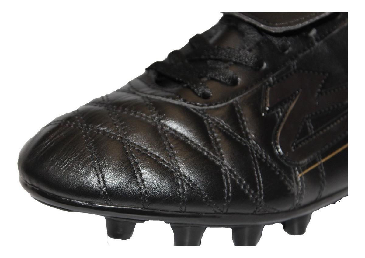 b40520b4b7 Zapato Futbol Olmeca Upper Pro Az Total Negro - $ 849.00 en Mercado ...