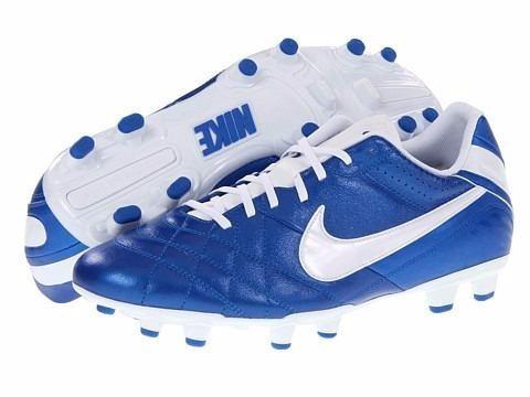 zapato futbol piel sintética nike tiempo natural iv ltr