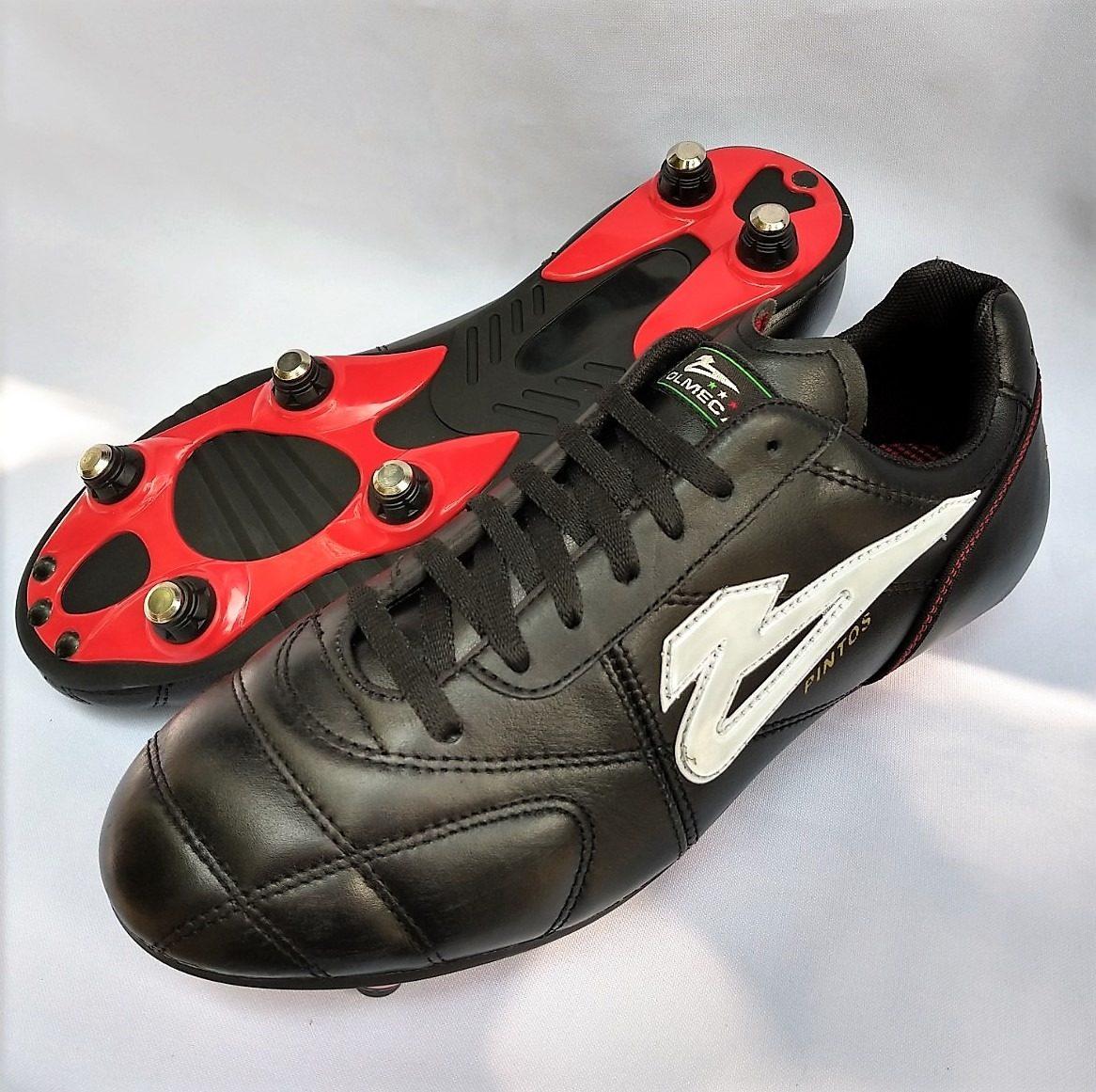 Zapato futbol profesional olmeca pintos tacos cargando zoom jpg 1166x1161  Profesional imagenes de tacos futbol 585063e8800f2
