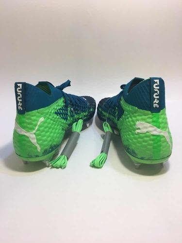 zapato fútbol puma
