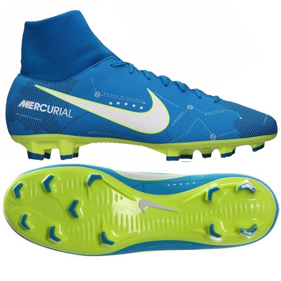 Zapato Futbol Soccer Nike Mercurial Victory Vi Df Njr Fg - $ 1,360.00 en Mercado Libre