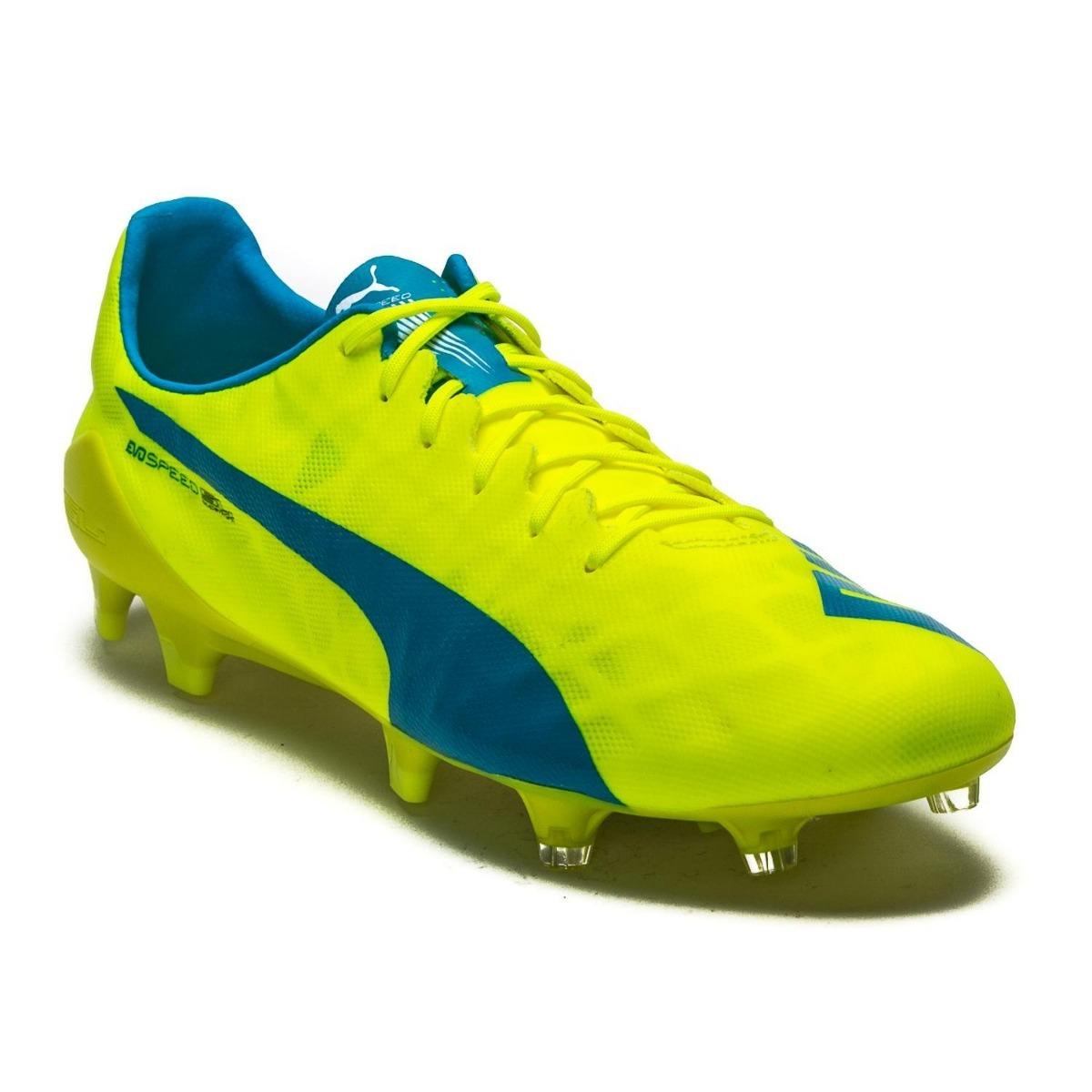 zapato futbol tachones puma evospeed sl atomic fg - zapatera. Cargando zoom. f3278edb1ce12