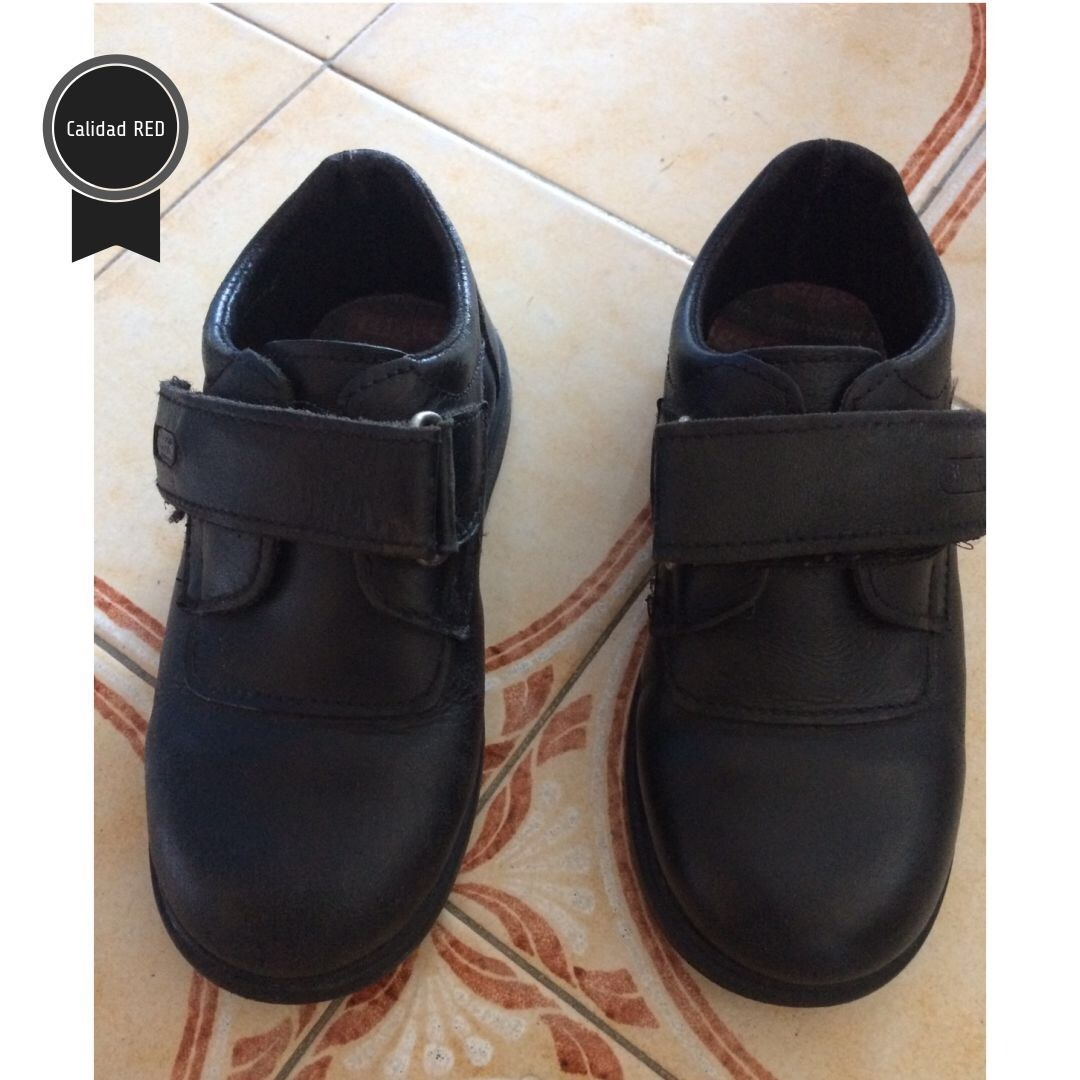 dd151363 Zapato Gigetto Negro Usado Para Niño Talla 28 - Bs. 12.500,00 en ...