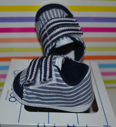 zapato gorditoo abrojo polar interno t 14-17 little treasure