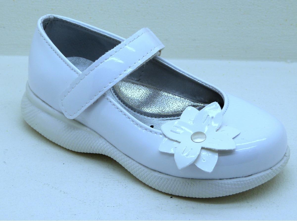 1c8186b54 zapato guillermina bautismo comunion fiesta nena blanco 22 6. Cargando zoom.